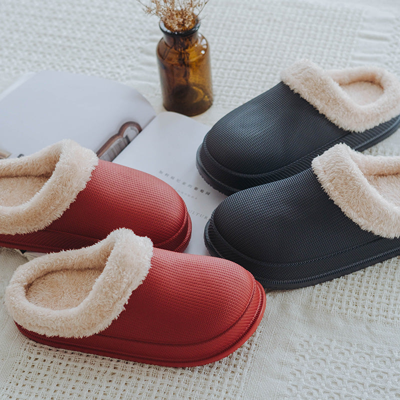 2020 latest technology-Super soft home slippers-Waterproof Non-Slip
