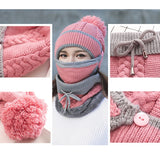 UG™  Knitted Winter Beanie Bundle