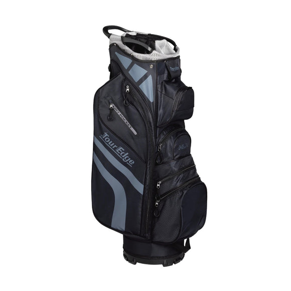 Tour Edge Hot Launch HL4 Series Deluxe 14 Way Divider Top Cart Bag