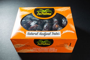 La Palma Natural Medjoul Dates (Orange)
