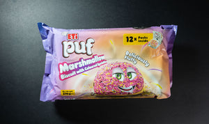 ETI Puf Marshmellow Biscuit with Coloured Sprinkles