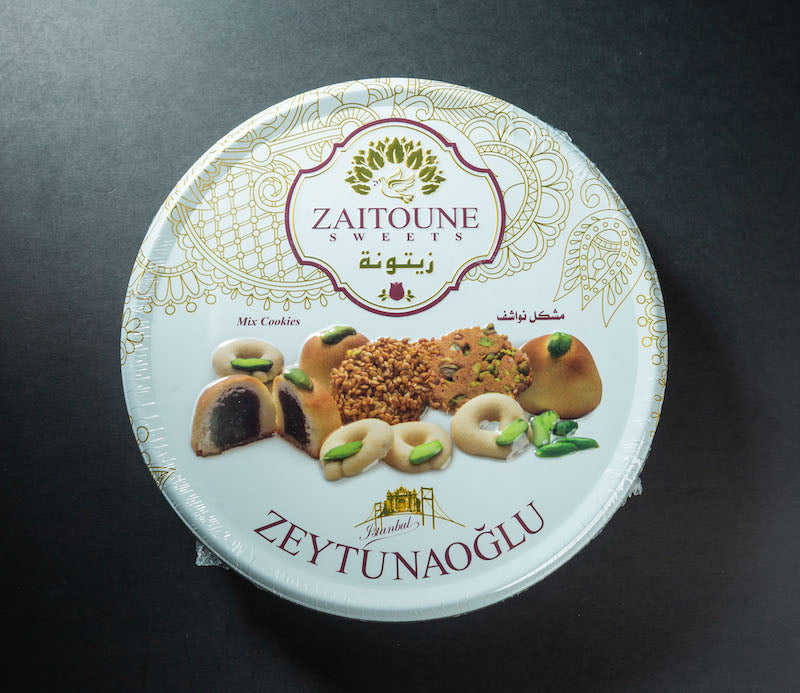 Zaitoune Sweets Mix Cookies