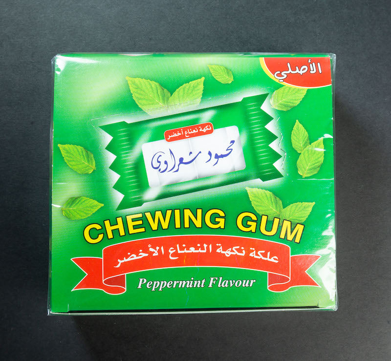 Sharawi Bros Mint Chewing Gum