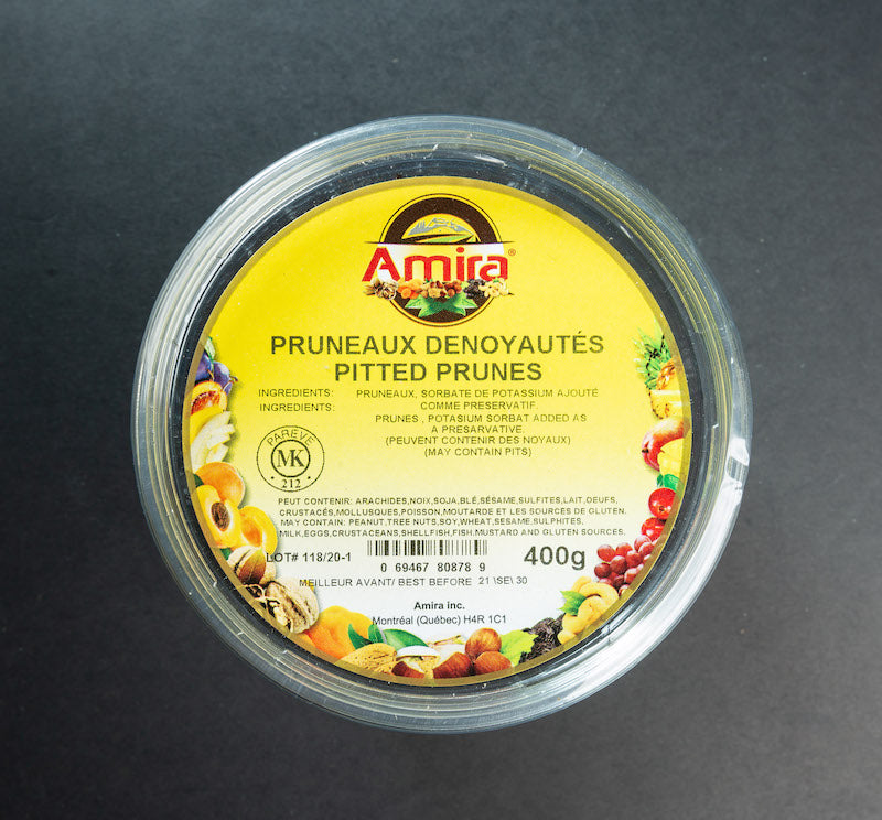 Amira Pitted Prunes