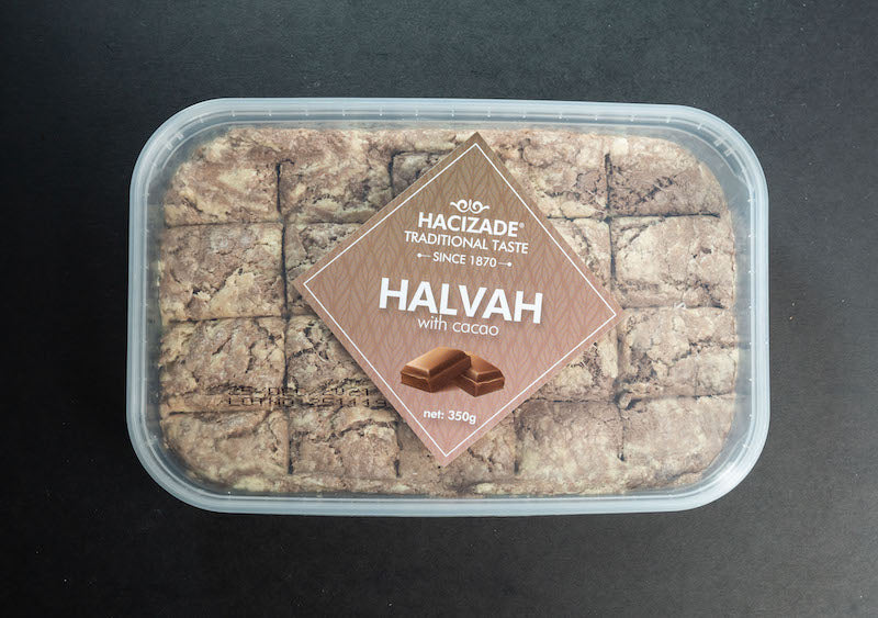 Hacizade Halva with Cacao