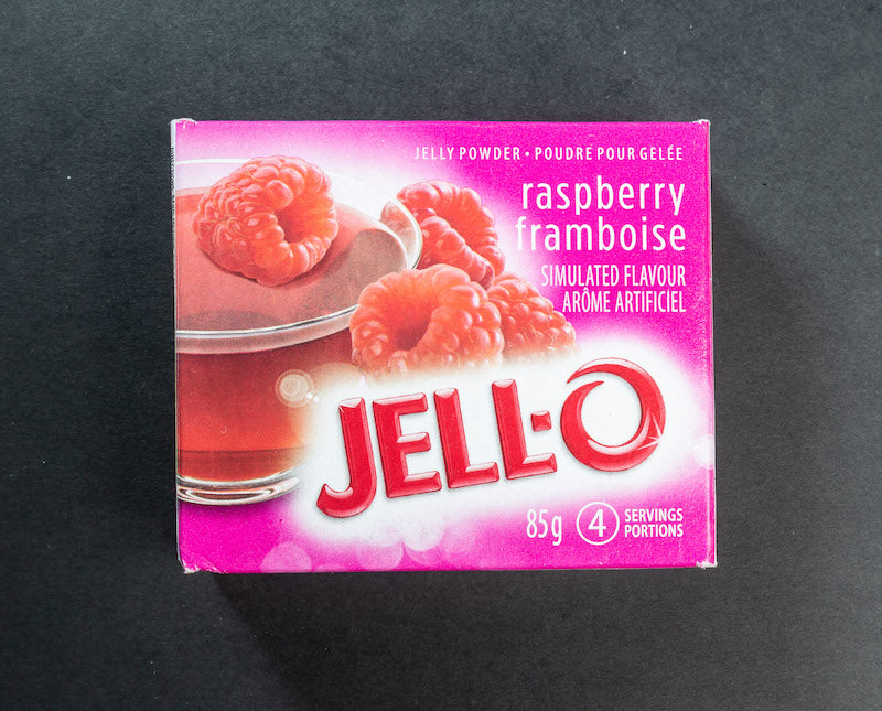 Jello Rasberry
