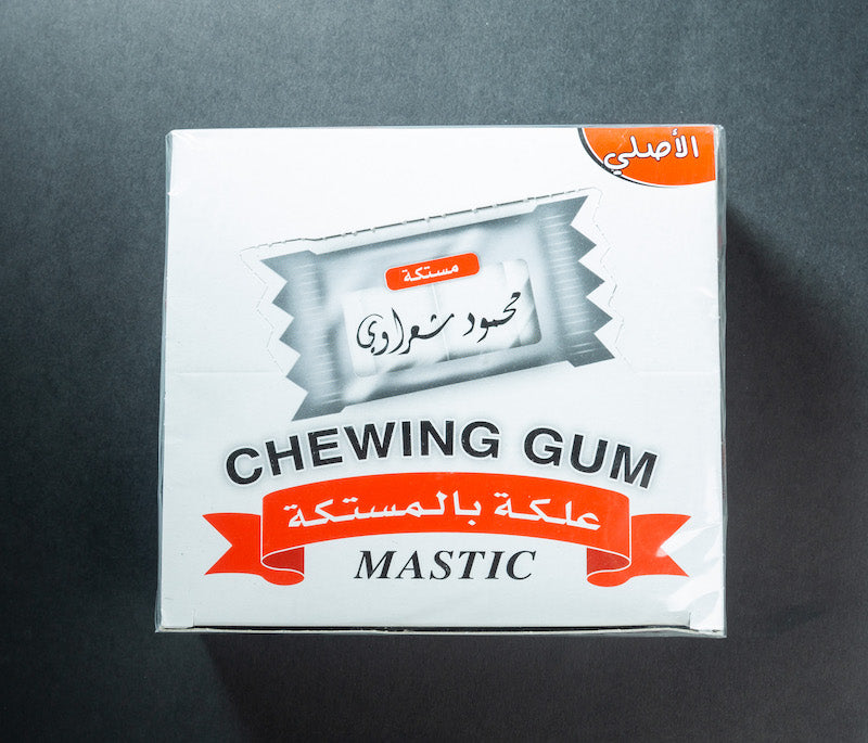 Sharawi Bros Mastic Chewing Gum