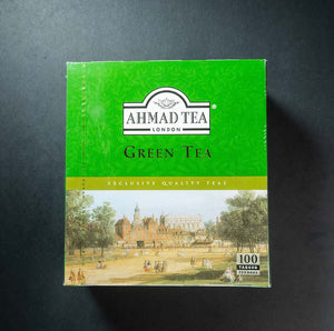Ahmad Green Tea Bags