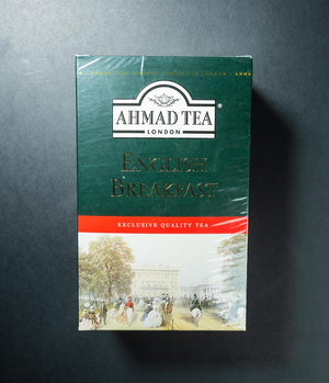 Ahmad Tea English Breakfast Tea Loose
