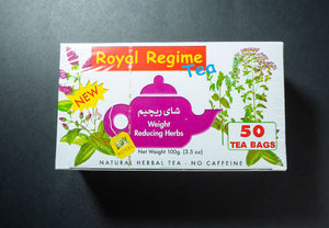 Royal Regime Tea Weight Reducing Herbs