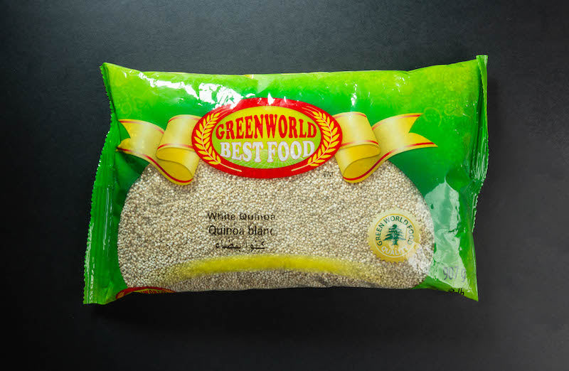 Green World White Quinoa