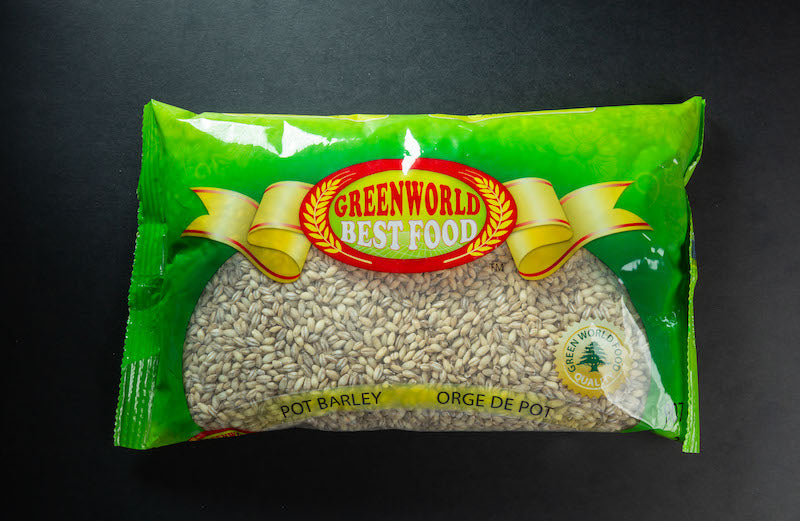 Green World Pot Barley