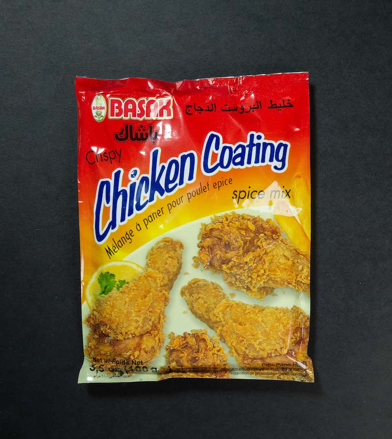 Basak Chicken Coating