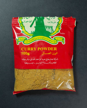 Baghdad Curry Powder