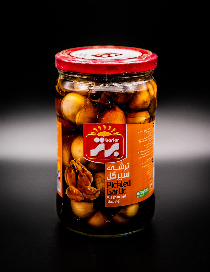 Bartar Pickled Garlic