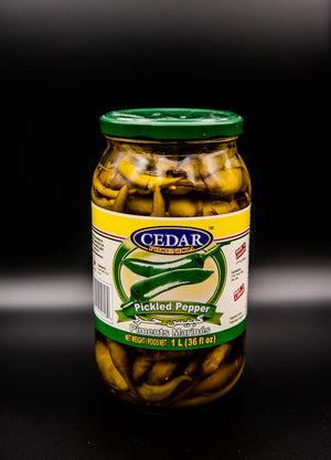 Cedar Pickled Pepper