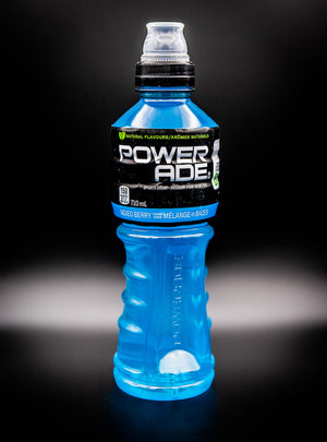 Powerade Mixed Berry (Blue)