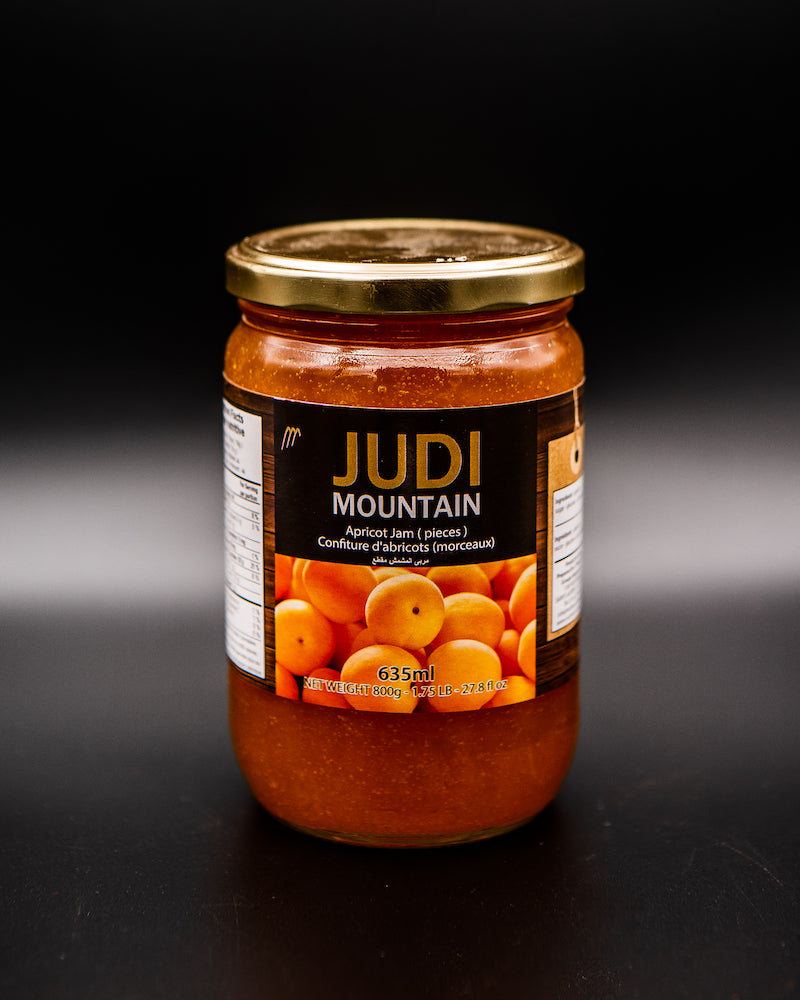 Judi Mountain Apricot Jam
