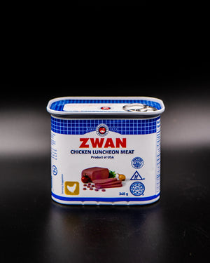 Zwan Chicken and Beef Luncheon Meat