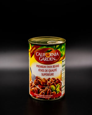 California Garden Premium Fava Recipe
