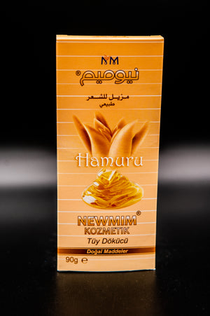 MIM Hamuru Natural Hair Remover