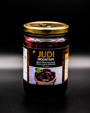 Judi Mountain Black Olives Kalamata