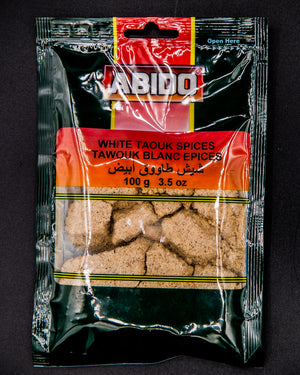 Abido White Taouk Spices