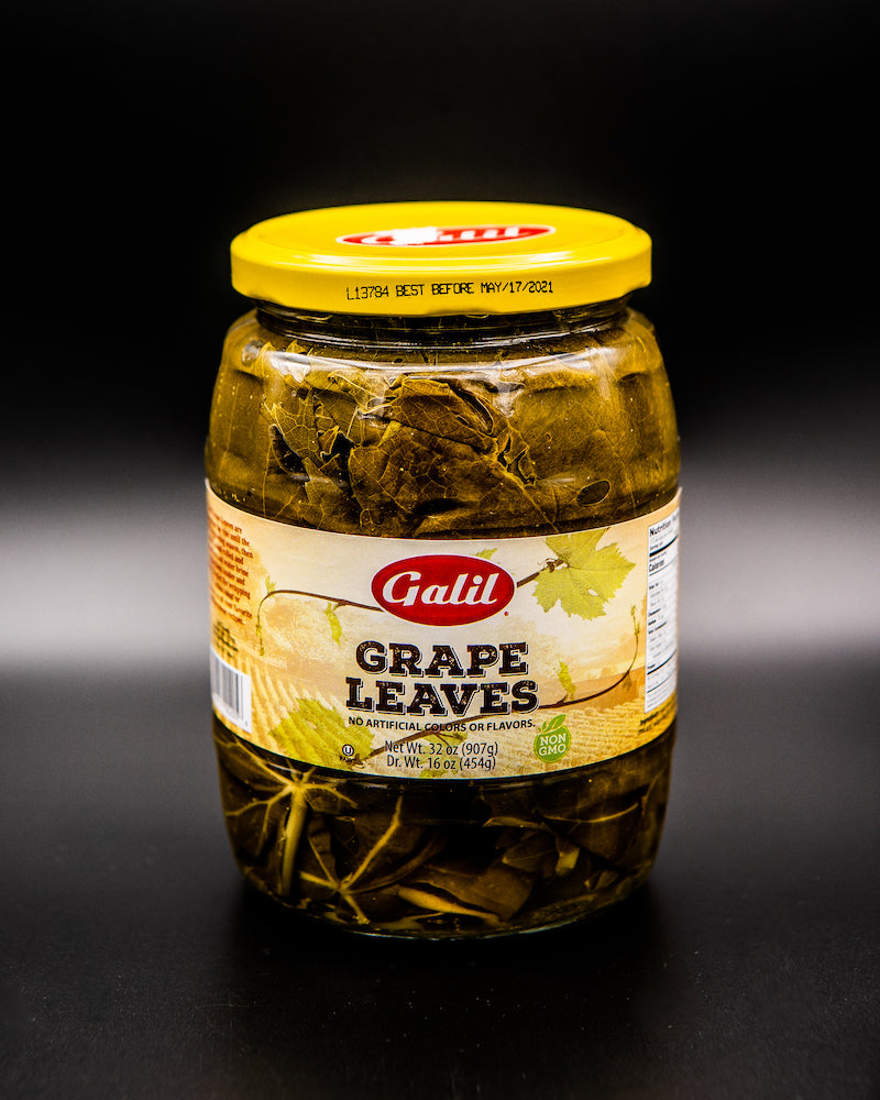 Galil Grape Leaves