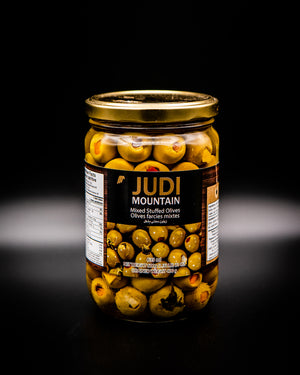 Judi Mountain Mixed Stuffed Olives