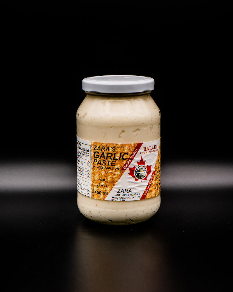 Zara Garlic Paste