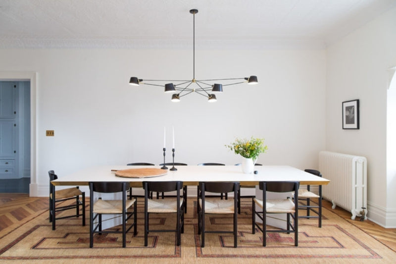 Designing Room-by-Room: Illuminating the Dining Room