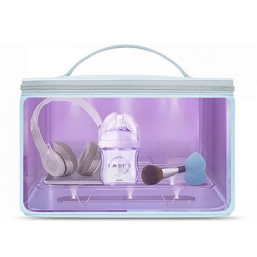 6 UVC LED Quick Sterilizer container for face mask or baby products - Lighting.co.za