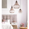Anthea Copper Wire Grid Pendant Light Range Available In 3 Sizes - Lighting.co.za