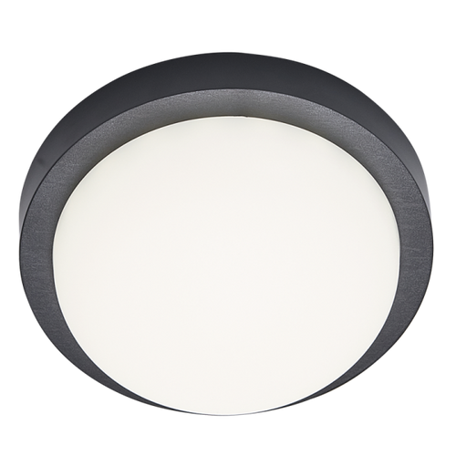 YUN POLYCARB 18 WATT LED ROUND CEILING OR WALL LIGHT - Lighting.co.za