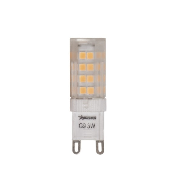 G9 LED 3W 2700K 300LM NON DIM - Lighting.co.za