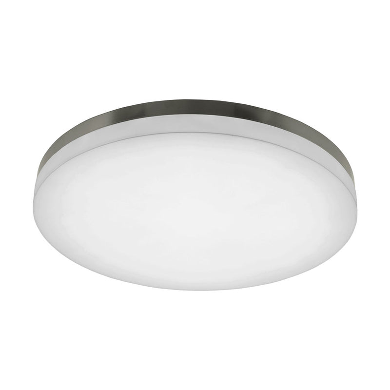 Sortino Chrome S Slim 24W Dim LED Ceiling Light - Lighting.co.za