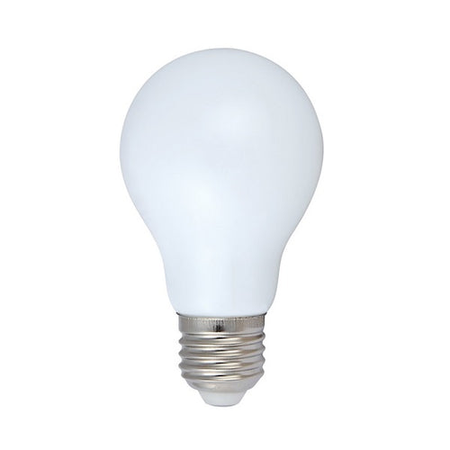 E27 A60 Opal LED 7W 2700K Bulb Non Dim K - Lighting.co.za