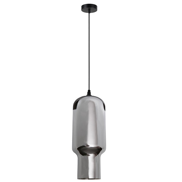 Lighthouse Tall Cylinder Glass Pendant Light - Lighting.co.za