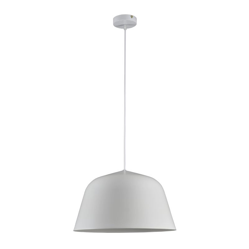 Nordic Plain Metal Pendant Light 2 Sizes - Lighting.co.za