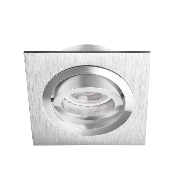 Tristan GU10 Square Tilt Downlight - Lighting.co.za