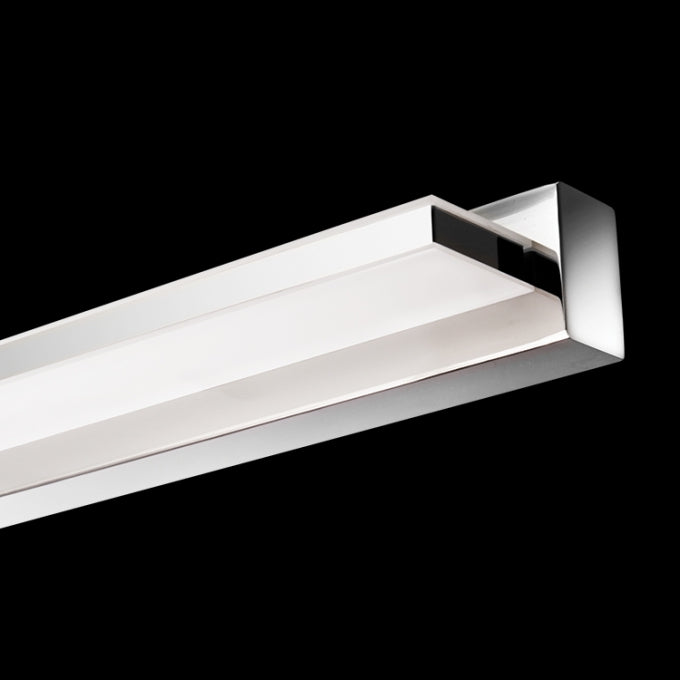 Coral LED Straight IP44 3000K | 4000K Bathroom Wall Light In 2 Sizes - Lighting.co.za