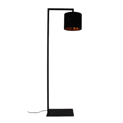 HOVER BLACK FLOOR LAMP - Lighting.co.za