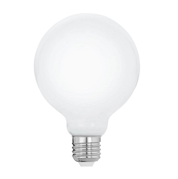 E27 G125 LED OPAL 7W 2700K | 6500K NON DIM K - Lighting.co.za