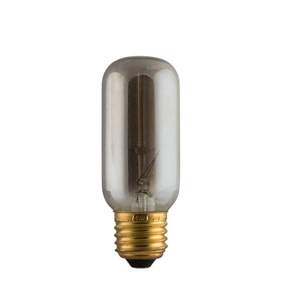E27 T45 Carbon Fil Clear|Amber|Smoke Bulb Dim E - Lighting.co.za