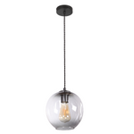 AMADOR CLASSIC BRANCH 1 LIGHT GLASS PENDANT 2 SIZES - Lighting.co.za