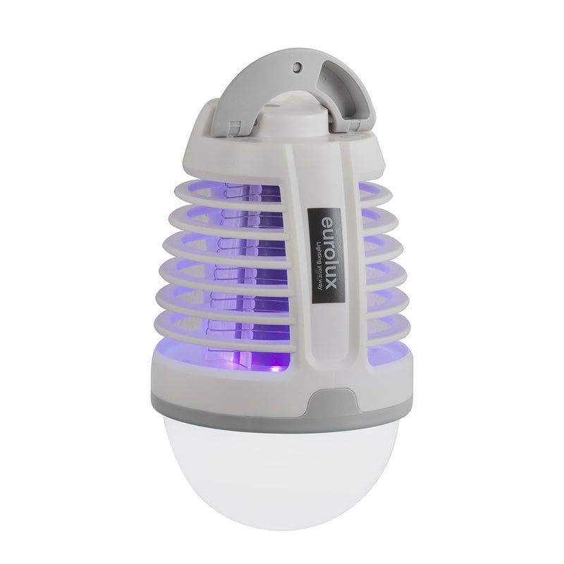RECHARGEABLE LED CAMPING MOSQUITO KILLER LIGHT SMALL - Lighting.co.za