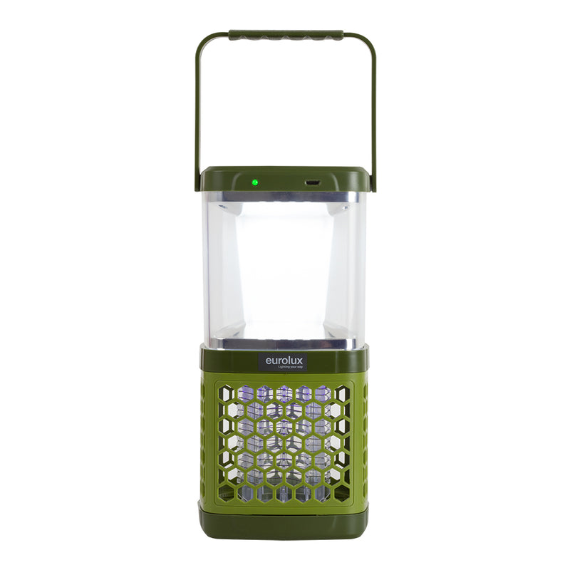 RECHARGEABLE LED CAMPING MOSQUITO KILLER LIGHT - Lighting.co.za