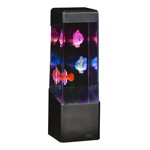 Novelty LED Fish Kids Bedside Table Lamp - Lighting.co.za