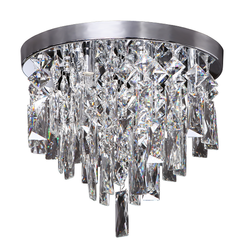 Daisy K9 Crystal Round Ceiling Light - Lighting.co.za