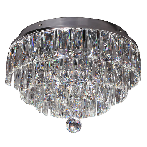 TULIP K9 CRYSTAL CEILING FITTING - Lighting.co.za